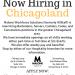 Chicago Hospitality Newspaper Ad